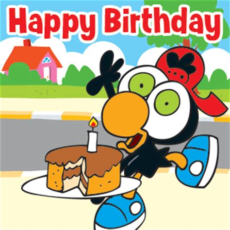 Animated Child Birthday Card Animated Birthday Cards For Kids Gangcraft Net