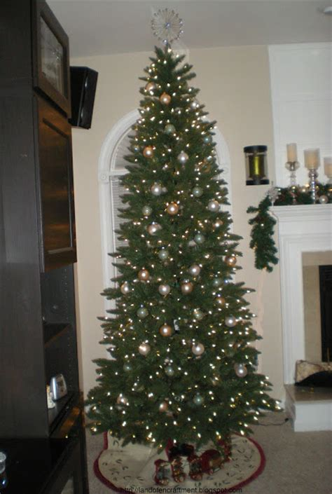 black friday artificial 9 ft christmas tree sales land of encraftment december 2012