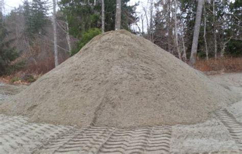 Gravel Prices Per Cubic Yard by Bob S Topsoil Nanaimo Ladysmith Lawn Garden Topsoil