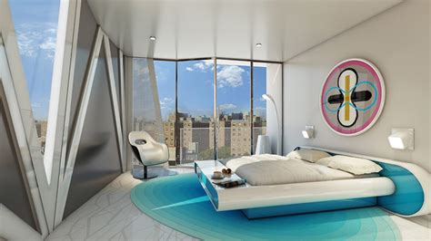 Karim Rashid Interior Design Modern Manhattan Architecture By Karim Rashid Designfaves