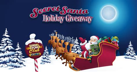 How To Enter Wheel Of Fortune Secret Santa Sweepstakes - wheel of fortune christmas giveaway christmas decore