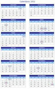 Calendario Enero 2007 Calend 225 2011 Brasil 171 Peregrino Mutante