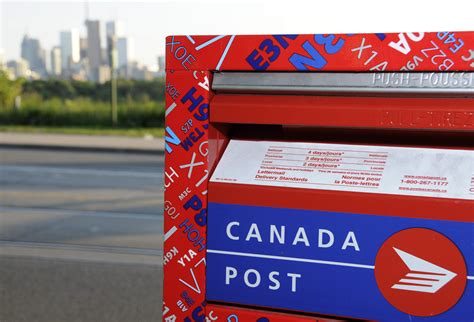 canada post canada post on track to record profit in 2014 national