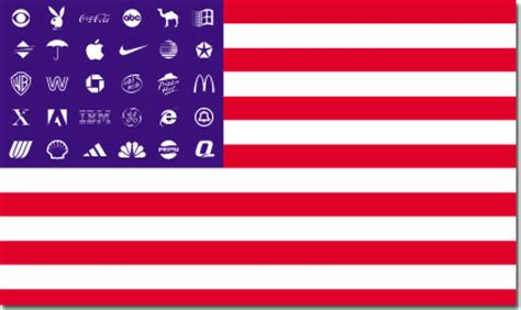 corporate how why corporate america could be the best thing to happen to you books flag of corporate states of america