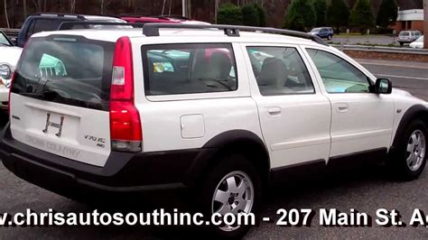 volvo  xc cross country awd wagon turbo dr  cyl  youtube