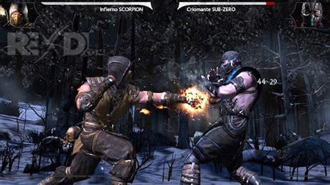 mortal kombat apk mortal kombat x mod apk unlimited money droidpost
