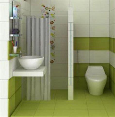 design minimalis kamar mandi satukanlah warna yang ada pada dinding serta pada keramik