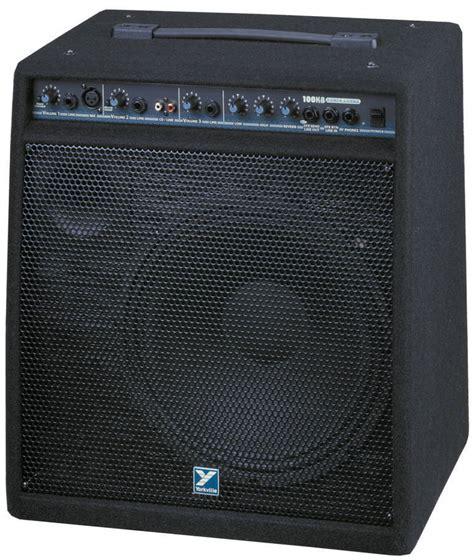 Speaker Toa 100 Watt yorkville sound 100 watt keyboard mcquade