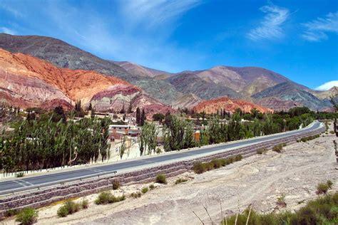 imagenes paisajes de jujuy fotos colores de purmamarca