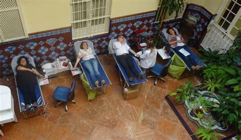 donaci 243 n de sangre en radio sevilla exitosa donaci 243 n de