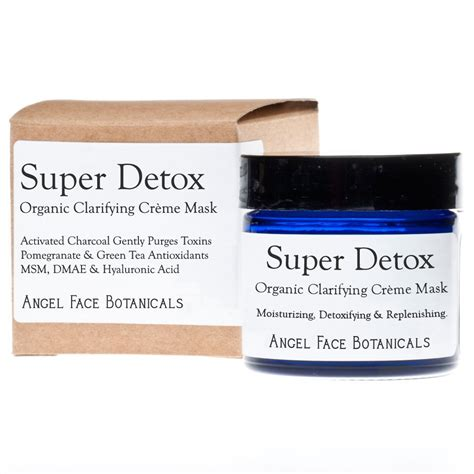 Side Effects Of Charcoal Detox by Detox Organic Clarifying Mask With Activated