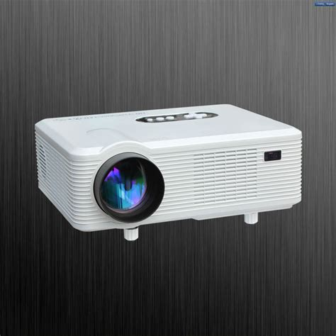 Lu Led Projector cheerlux digital tv projector led projektor with 3000 lumens 1280 800 physical resolution 3d