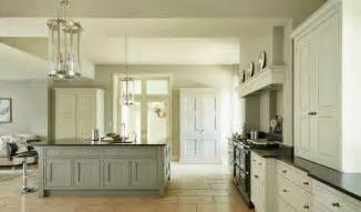 Cream Cottage Kitchen - modern country style the top ten grey country kitchens