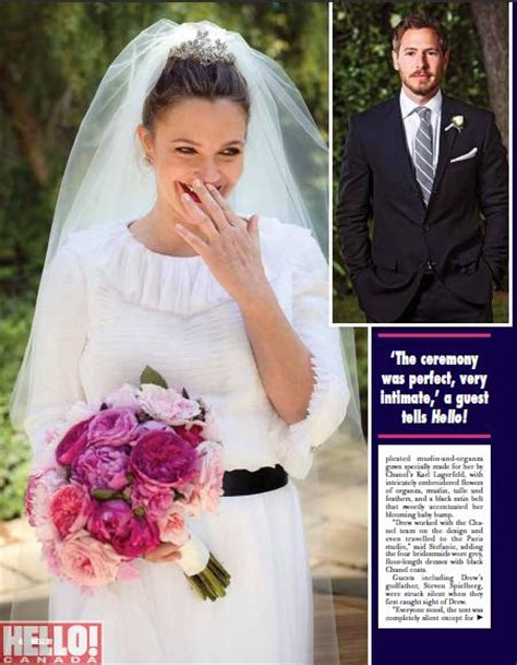 drew barrymore and will kopelman wedding drew barrymore s wedding dress photos today s parent