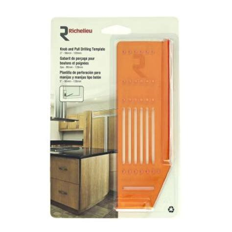 Kitchen Cabinet Handle Template Home Depot