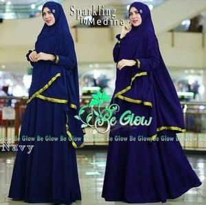 Jilbab Bergo Modern setelan baju gamis syari busui jilbab bergo modern model terbaru