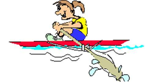 roeien jarig sport plaatje kano varen 187 animaatjes nl