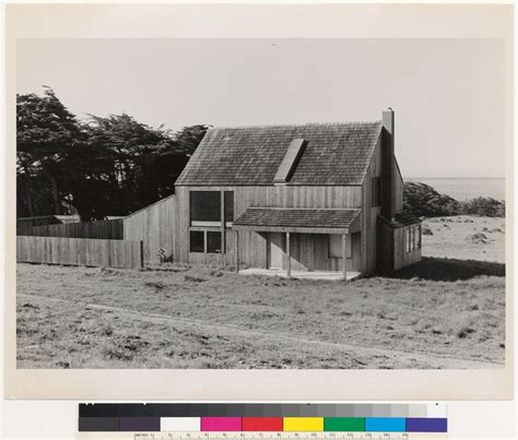 william turnbull architect one of the quot binker quot barns at the sea ranch ca designed