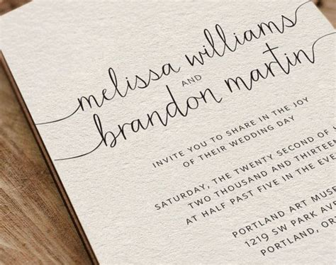 Wedding Fonts Etsy by Printable Wedding Invitation By Vgriffithsdesigns On Etsy