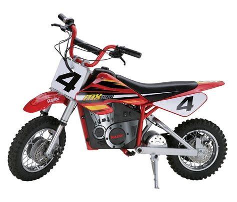 razor mx500 dirt rocket electric motocross best electric dirt bikes for kids 2017 kidsdimension