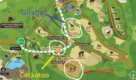 zoo section com zoo map taronga zoo