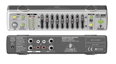 Behringer T Shirt behringer fbq 800 s a s favourite equipment