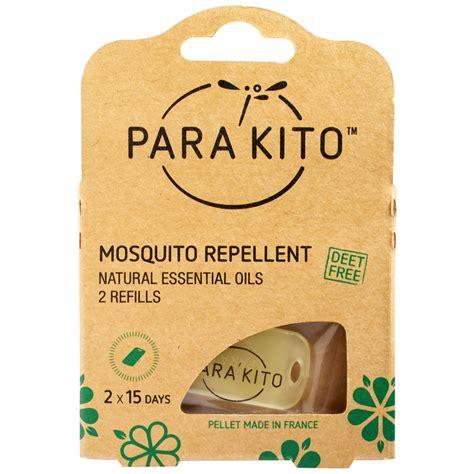 mosquito l refills para kito mosquito repellent 2 refills iherb com