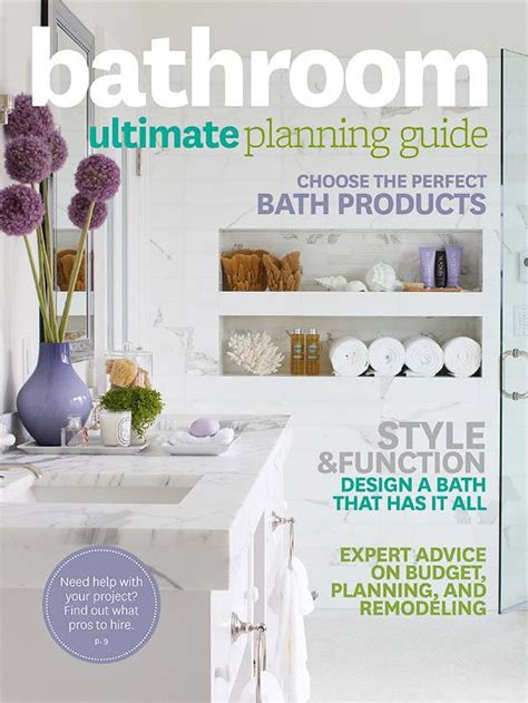 better homes and gardens bathroom remodel ultimate bathroom planning guide bathroom bathroom