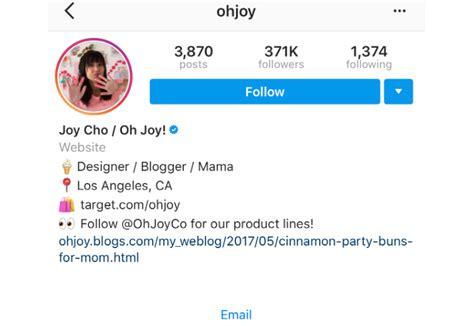 interior design instagram bio how to craft the best instagram bios for businesses