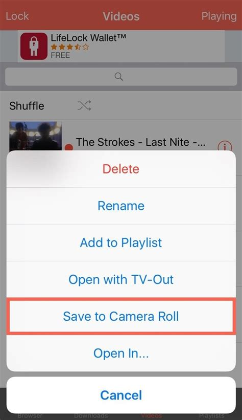 how to your to roll how to save directly to your iphone s roll 171 ios gadget hacks