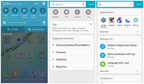 App That Finds 50 Samsung Galaxy S6 Tips Tricks