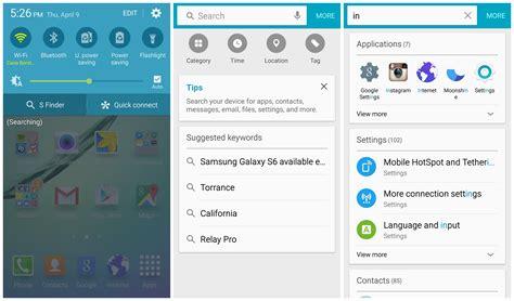 S Finders 50 Samsung Galaxy S6 Tips Tricks
