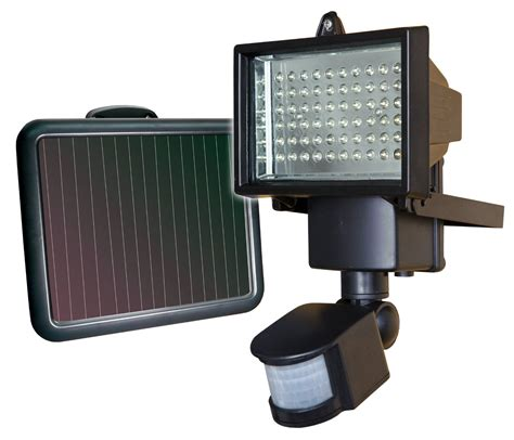 Solar Powered Flood Lights And Led Floods Floodlist How To Make Solar Powered Lights