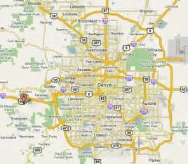 evergreen colorado map thank you evergreen land in evergreen colorado