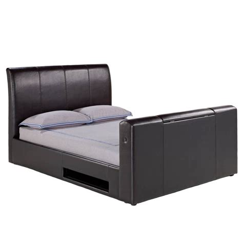 tv bed cheap morton tv bed bf beds leeds cheap beds leeds