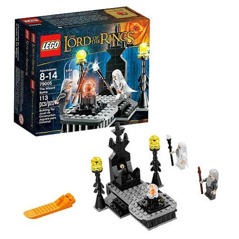 Toys Lego The Hobbit The Battle Of The Five Armies 79020 lego lord of the rings 79005 the wizard battle lego hobbit lord of the rings
