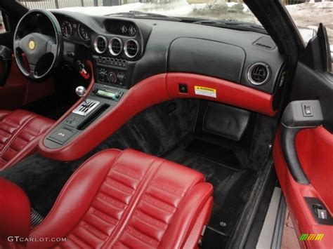 2000 ferrari 550 maranello interior photo 46460664