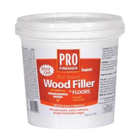 wood filler home depot rust oleum parks 1 qt white oak matte trowel wood