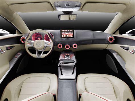 future mercedes interior mercedes benz concept a class 2011 cartype