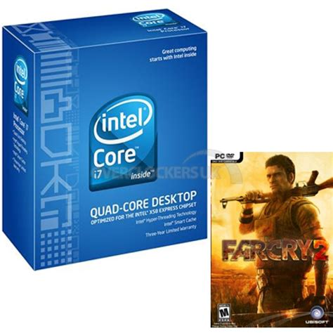 I7 920 Sockel by Intel I7 920 2 66ghz Nehalem Socket Lga1366 Retail Ocuk