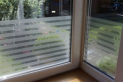 Fenster Sichtschutz Kleben by 6 57 M 178 Fensterfolie Sichtschutz Uv Schutz Selbstklebend