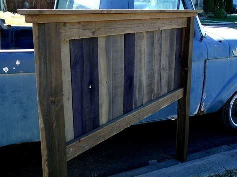 barnwood headboard diy barn wood headboard decor loccie better homes gardens ideas