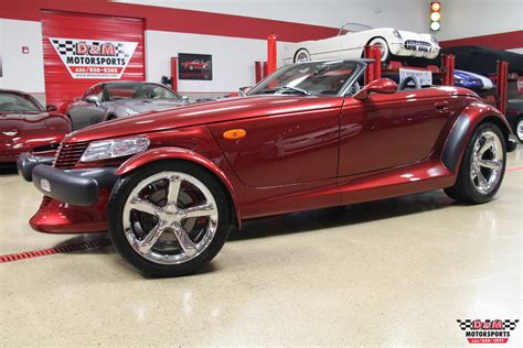 chrysler prowler 2002 chrysler prowler stock m6378 for sale near glen