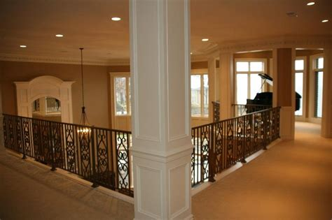 Hallway Railings Pin By Rasshell Mcdonald On Trim Molding