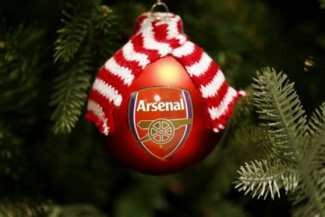 arsenal xmas presents arsenal s 12 days of christmas bleacher report