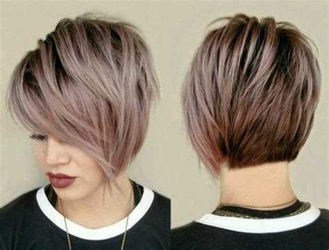 how to stlye a stacked bob with wavy hair best 25 stacked bobs ideas on pinterest