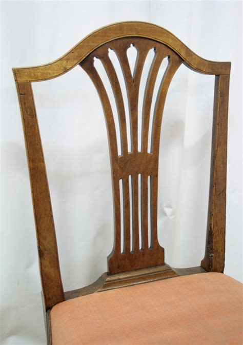 Mahogany Dining Chairs For Sale Six Georgian Mahogany Dining Chairs For Sale Antiques Classifieds