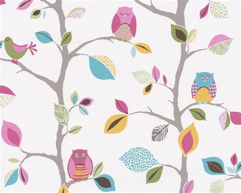 owl bedroom wallpaper kids party owls bedroom nursery childrens wallpaper 8563 26