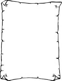Border Paper Template by Simple Border Designs For A4 Paper Clipart Best