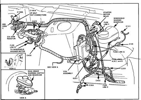 90 mustang dash wiring diagram get free image about